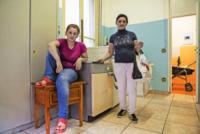 Icam, Patrizia Hamidovic, Sanela Osmanovic - Milano - 10-05-2013 -