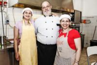 Icam, Stefano Iserca, Victmarina Stojano, Silvana Jovanovic - Milano - 10-05-2013 -