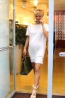 Michelle Hunziker - Milano - 27-05-2013 - E' nata Sole, la figlia di Michelle Hunziker e Tomaso Trussardi