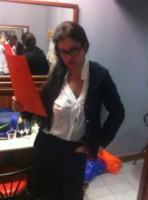 Sara Tommasi - Milano - 29-05-2013 - Dillo con un tweet: è il giorno di Lola Ponce