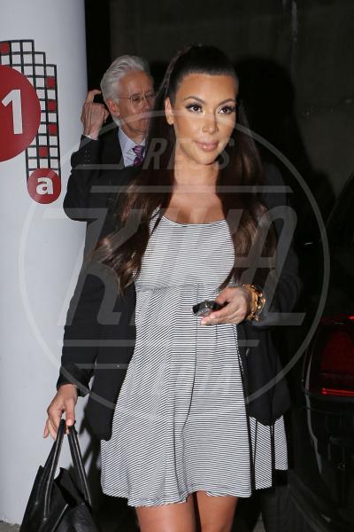 Kim Kardashian - Los Angeles - 30-05-2013 - Il sesso del figlio di Kim Kardashian svelato in tv