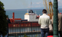 Jolly Nero - Genova - 30-05-2013 - La Jolly Nero torna in mare: la manovra della tragedia