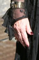 Kirstie Alley - New York - 17-03-2010 - Vuoi sapere la vera età delle star? Guarda le loro mani