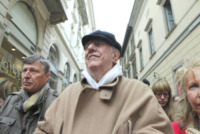 Dario Fo - Funerale Franca Rame - Milano - 31-05-2013 - È morto a Milano Dario Fo, aveva 90 anni