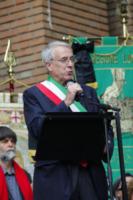 Giuliano Pisapia - Milano - 31-05-2013 - Milano dàl'ultimo saluto a Franca Rame