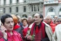 Funerale Franca Rame - Milano - 31-05-2013 - Milano dàl'ultimo saluto a Franca Rame