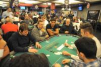 Filippo Magnini - Saint Vincent - 31-05-2013 - Filippo Magnini prova a dimenticare la Pellegrini con il Poker