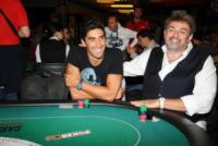 Giacomo Valenti, Filippo Magnini - Saint Vincent - 31-05-2013 - Filippo Magnini prova a dimenticare la Pellegrini con il Poker
