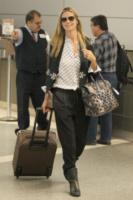 Heidi Klum - Los Angeles - 31-05-2013 - In carrozza! Anche il viaggio ha il suo dress code