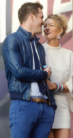 Blake Lively, Ryan Reynolds - Londra - 01-06-2013 - Blake Lively è incinta: ecco la foto del pancione