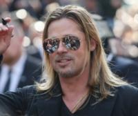 Brad Pitt - Londra - 02-06-2013 - Riflettori su Angelina Jolie e Brad Pitt, più uniti che mai