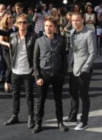 Muse - Londra - 02-06-2013 - Riflettori su Angelina Jolie e Brad Pitt, più uniti che mai