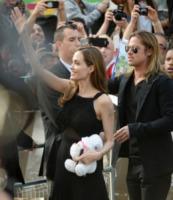 Angelina Jolie, Brad Pitt - Londra - 02-06-2013 - Angelina Jolie torna sul red carpet dopo la doppia mastectomia