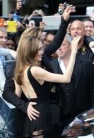 Angelina Jolie, Brad Pitt - Londra - 02-06-2013 - Palpatine hot, scopri chi allunga le mani