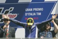 Valentino Rossi - Mugello - 02-06-2013 - Mugello: Jorge Lorenzo sale sul gradino più alto del podio