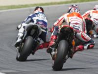 Moto Gp Mugello - Mugello - 02-06-2013 - Mugello: Jorge Lorenzo sale sul gradino più alto del podio