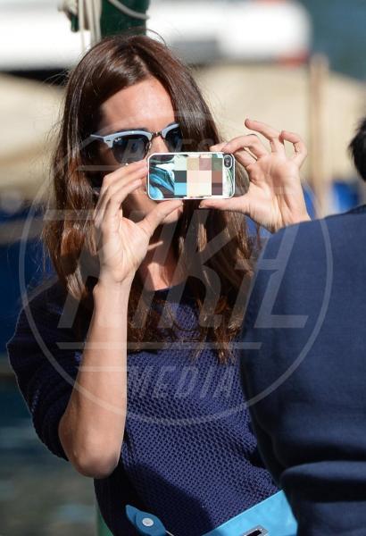Silvia Toffanin - Portofino - 01-06-2013 - Chi di macchina fotografica ferisce…