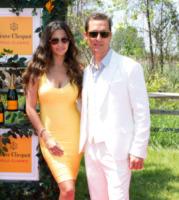 Camila Alves, Matthew McConaughey - JERSEY CITY - 01-06-2013 - Volata Oscar 2014: Matthew McConaughey, l'outsider in paradiso