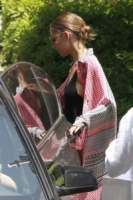 Nicole Richie - Los Angeles - 03-06-2013 - Nicole Richie svergogna un paparazzo che fa cadere la figlia