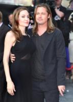 Angelina Jolie, Brad Pitt - Londra - 03-06-2013 - Riflettori su Angelina Jolie e Brad Pitt, più uniti che mai