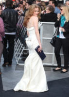 Mireille Enos - Londra - 03-06-2013 - Vade retro abito!: Angelina Jolie in Yves Saint Laurent