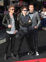 Muse - Londra - 03-06-2013 - Riflettori su Angelina Jolie e Brad Pitt, più uniti che mai