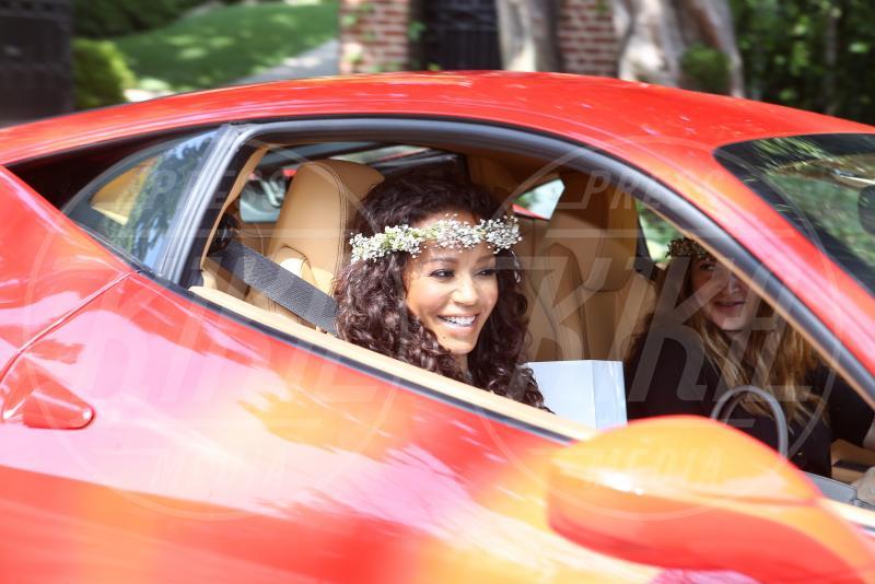 Mel B - Los Angeles - 02-06-2013 - A Hollywood sono tutti matti per la Ferrari