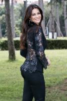"""Manuela Arcuri - Roma - 02-06-2013 - Manuela Arcuri raggiante: """"Aspetto un bambino!"""""""