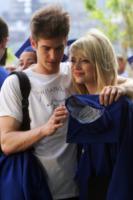 Emma Stone, Andrew Garfield - New York - 02-06-2013 - Andrew Garfield ha grandi doti... nel costume di Spider-Man!