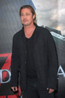 Brad Pitt - Parigi - 03-06-2013 - World War Z, record d'incassi in carriera per Brad Pitt