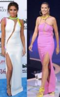 Selena Gomez, Heidi Klum - Selena Gomez e Heidi Klum: chi lo indossa meglio?