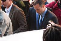 Oscar Pistorius - Pretoria - 04-06-2013 - Pretoria: Oscar Pistorius davanti ai giudici