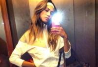 Melissa Satta - Milano - 04-06-2013 - Dillo con un tweet: il lato b della Canalis merita gli applausi