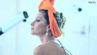 Gisele Bundchen - Los Angeles - 05-06-2013 - Gisele in topless sul lettino, cosa sognare di più?