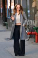 New York - 04-03-2013 - Jennifer Love Hewitt è incinta del suo primo figlio