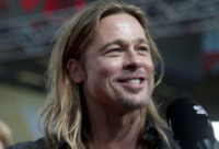 Brad Pitt - Berlino - 04-06-2013 - World War Z, record d'incassi in carriera per Brad Pitt