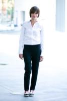 Claudia Pandolfi - Roma - 04-06-2013 - Le celebrity nate con la camicia… bianca!