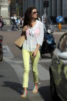 Marica Pellegrinelli - Milano - 05-06-2013 - Le celebrity nate con la camicia… bianca!