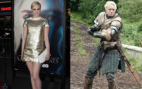 Gwendoline Christie - Dalla vita vera al set: quando gli attori diventano personaggi