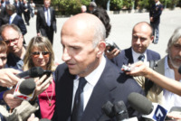 Alessandro Pansa - Roma - 06-06-2013 - La cerimonia di insediamento del nuovo capo della Polizia