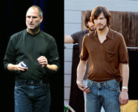 Steve Jobs, Ashton Kutcher - Fernley - 12-06-2012 - Dalla vita vera al set: quando gli attori diventano personaggi
