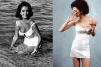 Elizabeth Taylor, Lindsay Lohan - Los Angeles - 04-06-2012 - Dalla vita vera al set: quando gli attori diventano personaggi