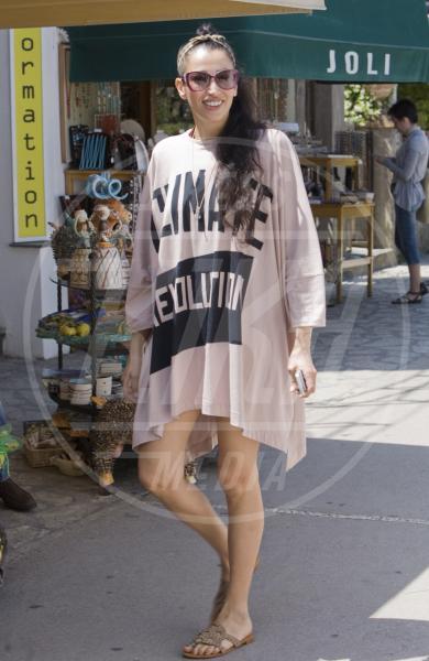 Nina Zilli - Capri - 06-06-2013 - Dillo con una t-shirt: Taylor Swift vuole una vita bohémienne