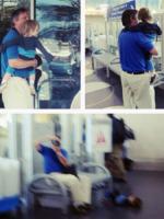 Paparazzi - 07-06-2013 - Nicole Richie svergogna un paparazzo che fa cadere la figlia