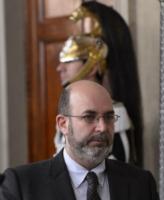 """Vito Crimi - 21-03-2013 - Paolini: """"Crimi non si è perso, è uscito da Palazzo Madama"""""""