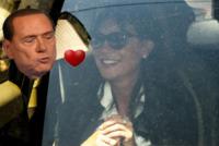 Nicole Minetti, Silvio Berlusconi - Milano - 07-06-2013 - Nicole Minetti e il suo amore per il Cavaliere