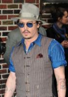 Johnny Depp - New York - 28-10-2011 - Johnny Depp: 10 milioni sono troppo pochi. E molla il set