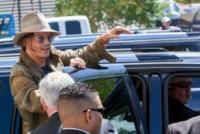 Johnny Depp - Las Vegas - 17-04-2013 - Johnny Depp: 10 milioni sono troppo pochi. E molla il set
