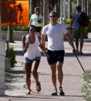 Vladislav Doronin, Naomi Campbell - Miami - 28-02-2009 - Cara Naomi, quando vai in Sicilia, non toccare i paparazzi!