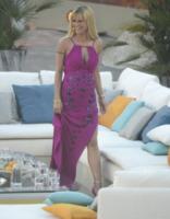 Michelle Hunziker, Gerard Butler - Palma di Maiorca - 09-06-2013 - La rivincita delle bionde in rosa shocking: le vip sono Barbie!